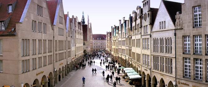 Arbeitgeber Erdgas Münster